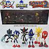 """Набір фігурок Соник - """"Sonic Boom"""" - Оригінальна упаковка"""
