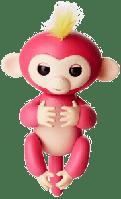 БЕЛЛА Fingerlings Monkey Интерактивная ручная обезьянка