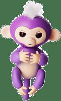 МИЯ Fingerlings Monkey Интерактивная ручная обезьянка