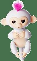 СОФИЯ Fingerlings Monkey Интерактивная ручная обезьянка