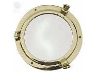 Иллюминатор-зеркало Sea Club, d-20,5 см (1176.V)