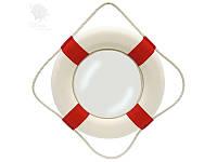 Зеркало «Спасательный круг» Sea Club, d-50 см (5582.V)