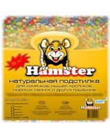 Подстилка-гранулят HAMSTER для грызунов Фреш-колор  800 г