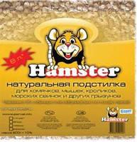 Подстилка-гранулят HAMSTER для грызунов эконом Лаванда 2 кг