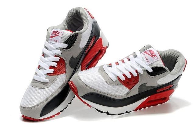 Кроссовки Nike Air Max 90 мужские – неповторимость стиля и высокое качество  спортивной обуви 9fef59f23d6