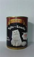 Чудо-блюдо консервы для котов Говядина и почки  360 г