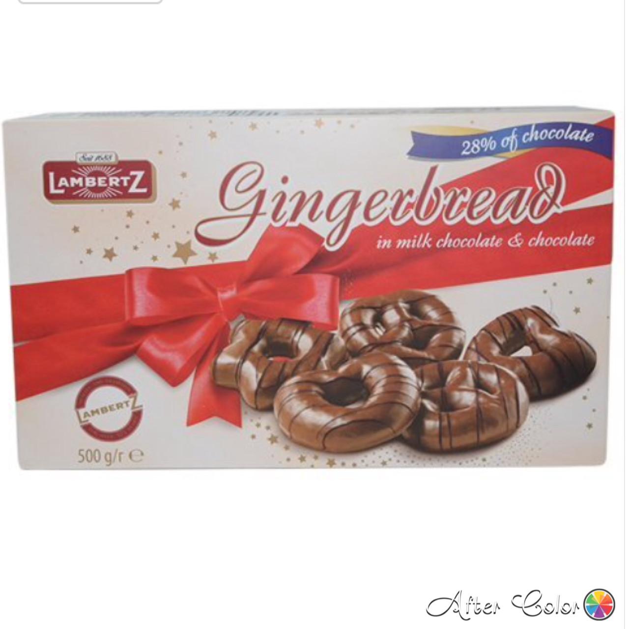 пряники gingerbread