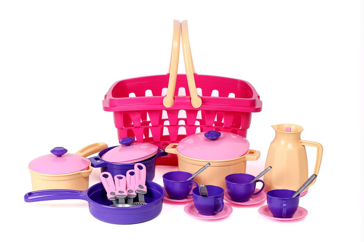 Іграшка Набір посуду Технок , арт. 4449