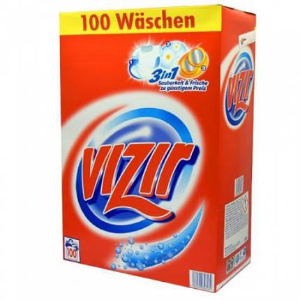 Стиральный порошок Vizir  6.5 кг универсальный 100 стирок, фото 2