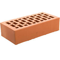 Кирпич облицовочный М150 СБК красный морковный
