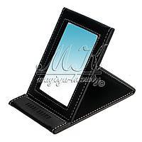 Компактное, дорожное зеркало Bobbi Brown, черного цвета