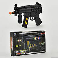 Пистолет АК 938 (96) на батарейке, звук, свет, в коробке