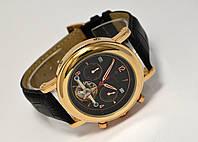 Механические часы Patek Philippe GENEVE catalavra - цвет золотой с черным
