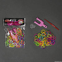 Резиночки для браслетов 214 (2400) в кульке