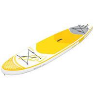 Надувная доска для плавания SUP-борд Bestway 65305 фиксатор для ноги (320-76-15см)