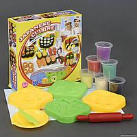 "Тесто для лепки 8521 (36) ""Японская кухня"" в коробке"