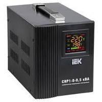 Стабилизатор напряжения Prime 0,5 кВА симисторный переносной ІЕК IVS31-1-00500