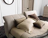 Итальянская мягкая кровать с подъемным изголовьем TOWER фабрика LeComfort, фото 6