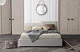 Итальянская мягкая кровать с подъемным изголовьем TOWER фабрика LeComfort, фото 7
