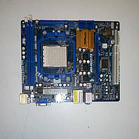 Материнская плата ASRock N68-VS3 FX (sAM3, nVidia GeForce 7025/nForce 630a, PCI-Ex16)  б/у