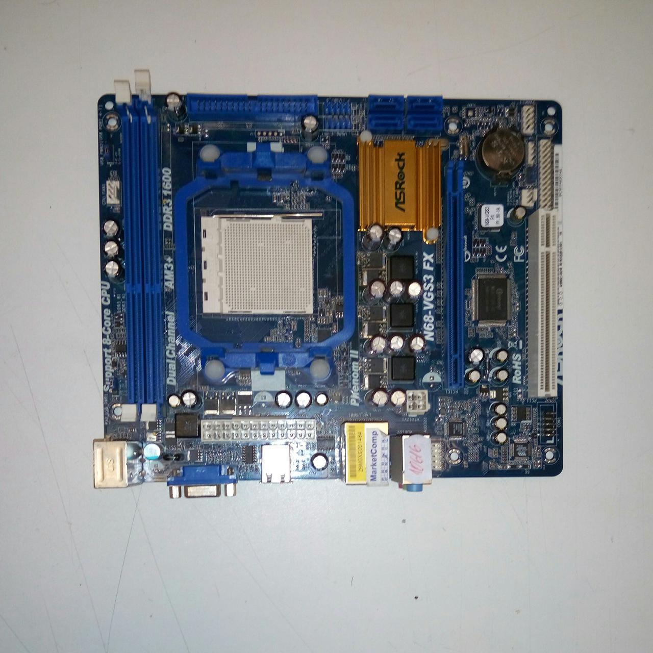 Asrock N68-S3 FX NVIDIA SATA2 Driver FREE