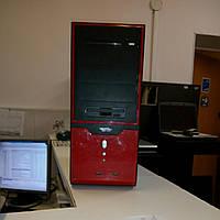 Настольный компьютер Intel 946/Intel DualCore E4300 1.8GHz/2Gb/80Gb/Int/350W  б/у