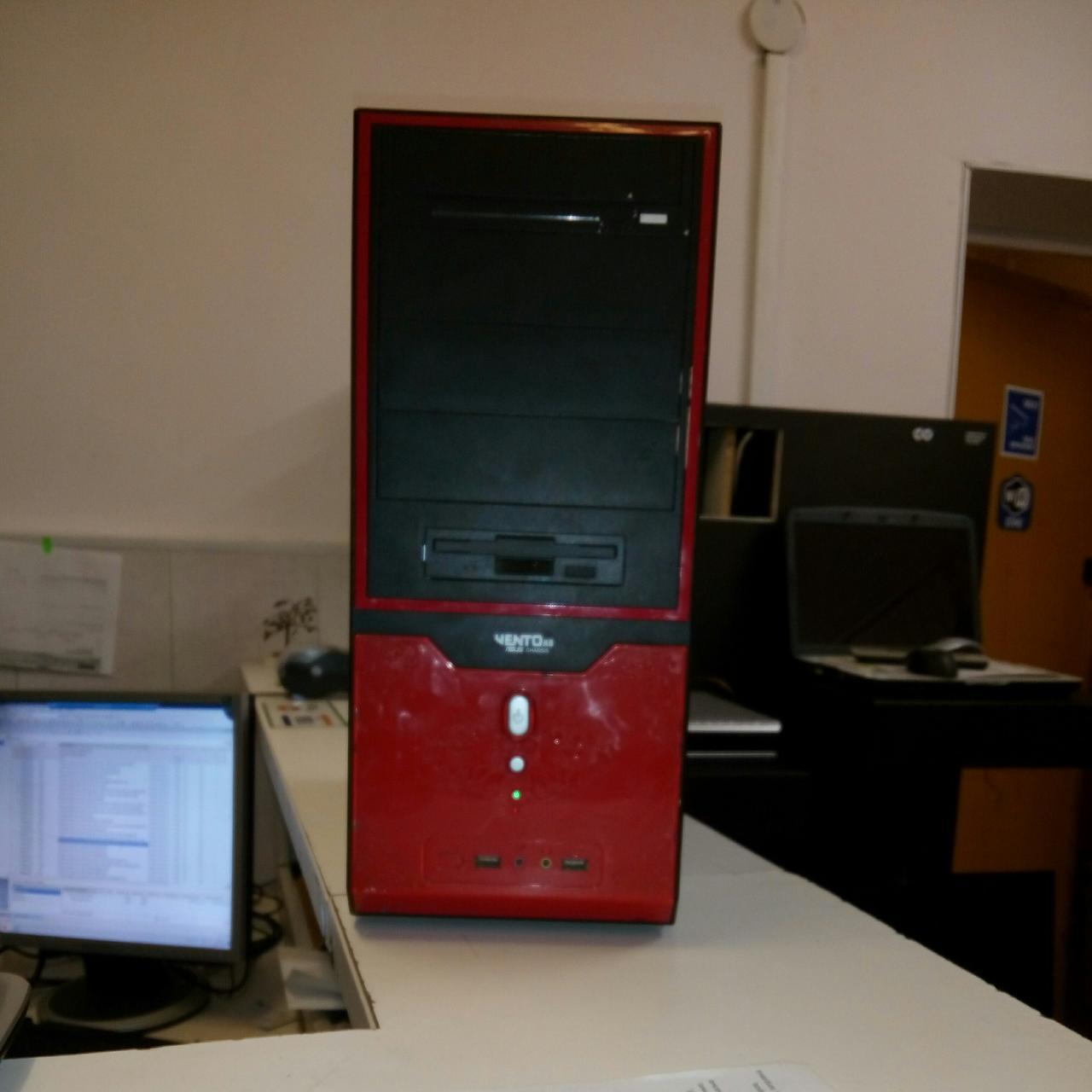 Настольный компьютер Intel 946/Intel DualCore E4300 1.8GHz/2Gb/80Gb/In
