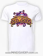 Футболка GeekLand Хартстоун Hearthstone Whispers of the Old Gods logo HS.01.016