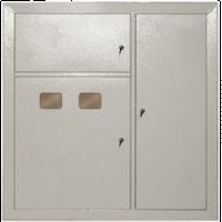 Корпус металлический этажный на 2-квартиры ЩЭ-2-1 36 УХЛ3 IP31 IEК MKM42-02-31