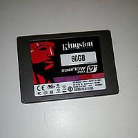 Твердотельный накопитель для компьютера SSD 60 GB Kingston