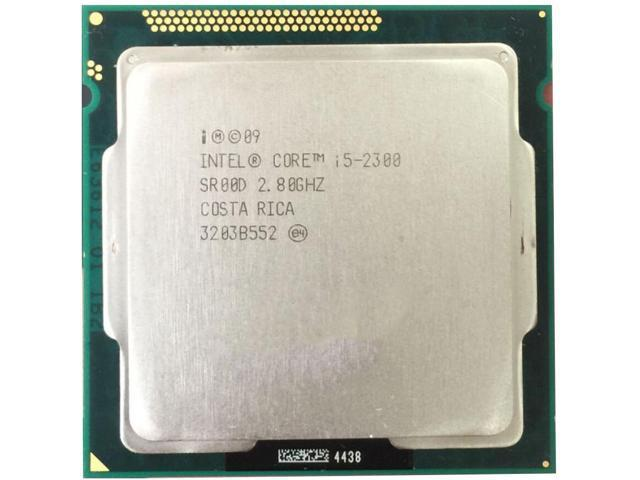 Процессор Intel Core i5-2300 (6 Mb Cache, 2.8 GHz) SR00D