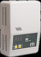 Стабилизатор напряжения электронный настенный Ecoline 5 кВА ІЕК IVS27-1-05000
