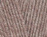 Детская пряжа Alize Cotton Baby Soft 240 (Ализе Котон Беби Софт) светло-коричневый