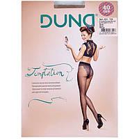 Колготы женские 134р. 2 бежевый 1000 duve 40 den Duna