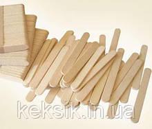 Деревянные палочки для мороженого 11см 50шт