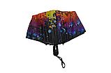 Зонтик женский радужный полуавтомат (4833), фото 2