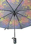 Зонтик женский радужный полуавтомат (4833), фото 3