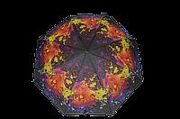 Зонтик женский радужный полуавтомат (4833), фото 1
