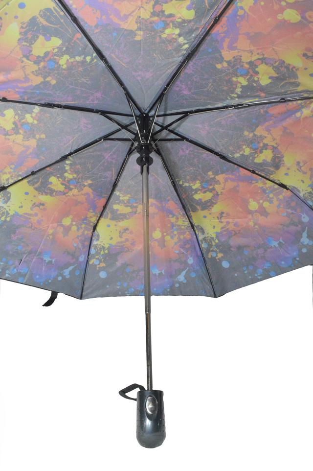 Зонтик женский радужный полуавтомат (4833) фото 3
