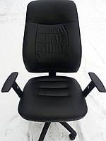 Кресло б/у. Серия : офис. Цвет :черный