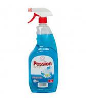 Средство для мытья окон и стеклянных поверхностей Passion, 1000 мл