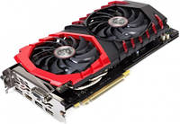 6ГБ NVIDIA GeForce GTX1060 (GDDR5) MSI (GTX 1060 GAMING 6G)