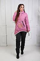 Зимний женский костюм на овчине / тёплый лыжный костюм по цене производителя