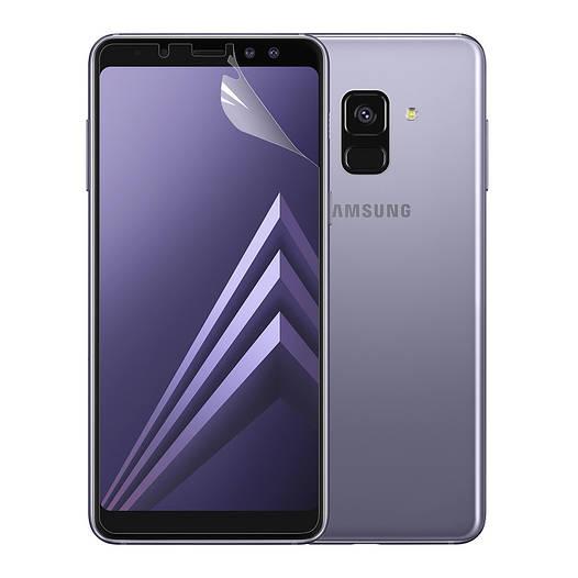 Защитная пленка Samsung A8 Plus-2018/A730