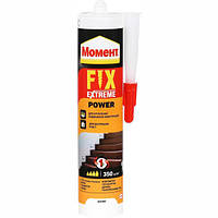 Клей монтажний Момент Extreme Power Fix 385 г