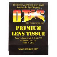 Салфетки  для оптики 25 шт. OTIS Lens Tissues