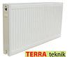 Радіатор сталевий TERRA teknik тип 22 500х400