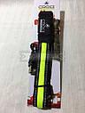 Светящийся ошейник Croci Led USB 36-51 см для собак, фото 3