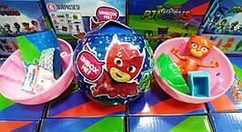"""Игрушка-сюрприз """"PJ MASKS"""" в шарике"""