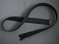 Молния OPTI  (Германия) 110 см. спиральная. с  бегунком  №8.     цвет чёрный